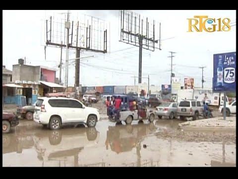 Port-au-Prince / Figi lari Clercine, Drouillard 4 Mai 2020