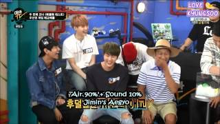 [ENG] 150622 BTS Yaman TV: Jimin Aegyo Video