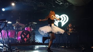 Chvrches - Miracle (iHeartRadio Theater 5/22/18)