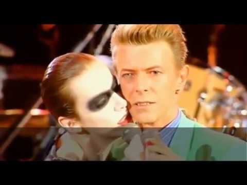 Queen & Annie Lennox & David Bowie ~Under Pressure (Sub Cas) [HQ]