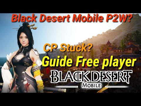 Guide Free Player Black Desert Mobile Global