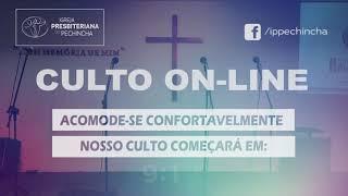Culto Jovem IPP - rev. Fábio Castro - 30/05/2021