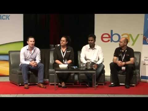 eBay Store and Listing Review Panel #1 Internet eCommerce Conference (PeSA) 2015
