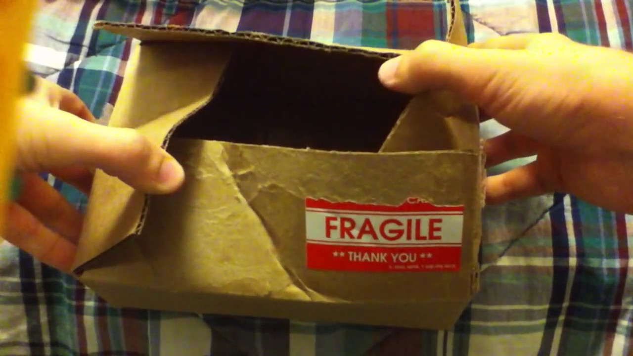 Frisch How to fold a Cardboard Box closed - YouTube CL51