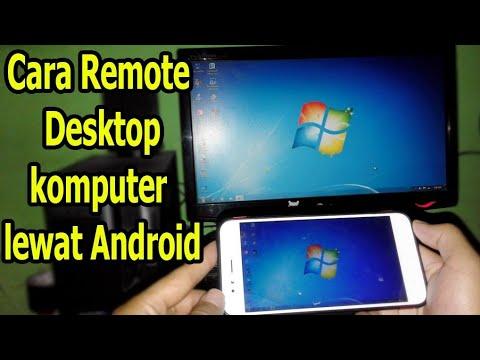 Tutorial Cara Menggunakan Remote Desktop Connection.