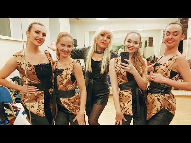 BackStage со съемок видео Inessa - Жгучая