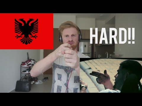 (HARD!!) Noizy - 100 Kile [Official 4K Video] // FIRST ALBANIAN RAP REACTION