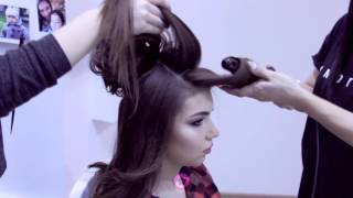 ORXIDEYA BEAUTY and SPA CENTER  ( hair style master class)