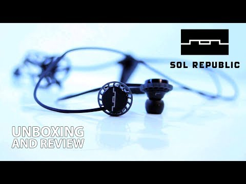 NEW Sol Republic Relays Fitness Earbuds Unboxing + Review (2014)