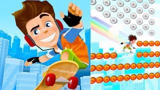 Skyline Skaters - Gameplay Video 2