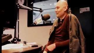 Billy Corgan 2012 Interview on WXRT on Oceania