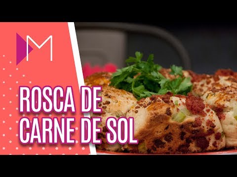 Rosca de carne de sol - Mulheres (12/09/2018)