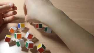 як зробити кубик рубик якщо він зламався