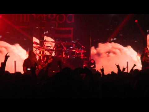 lamb of god - Walk With Me In Hell - Marathon Music Works -Nashville, TN 1-20-16