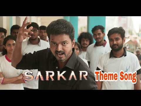 MERSAL Theme( THALAPATHY 61) Song