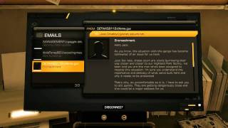 Deus Ex Human Revolution MultiPlaythrough Part 37 - O'Malley's Apartment, Illegal Aug Clinic
