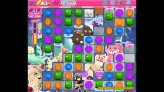 Candy Crush Saga - Level 1414 (3 star, No boosters)