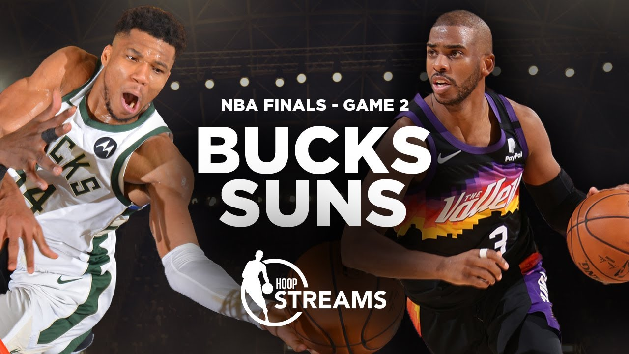 Bucks vs. Suns, NBA Finals score: Chris Paul, Phoenix host ...