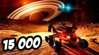 15000 световых лет! - Elite: Dangerous
