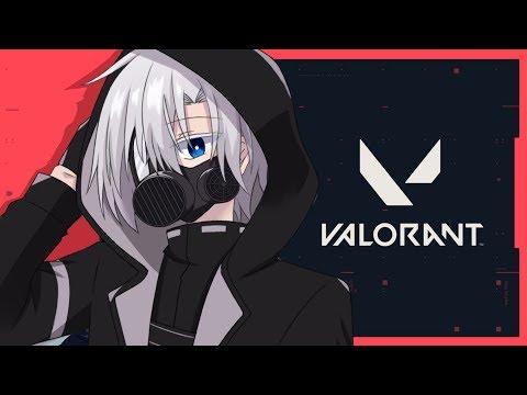 【VALORANT】知識皆無だけどやっていく