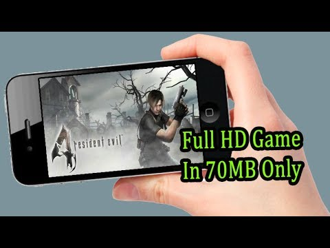 Resident Evil 4 APK+Data PS2 Highly Compressed Game For Android  #Smartphone #Android