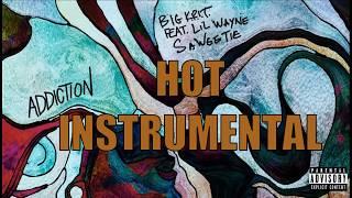 BIG K.R.I.T - Addiction feat Lil Wayne & Saweetie INSTRUMENTAL