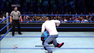 WWE Smackdown Vs Raw 2011 Quikest Online Match Ever ! Glich Or Hack ?