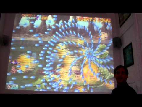 Arcade Games: Hacking, Emulation, Preservation (Ange Albertini)