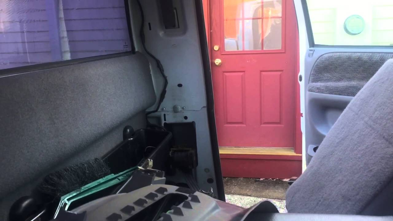 medium resolution of 98 dodge ram 1500 rear speaker panel removal