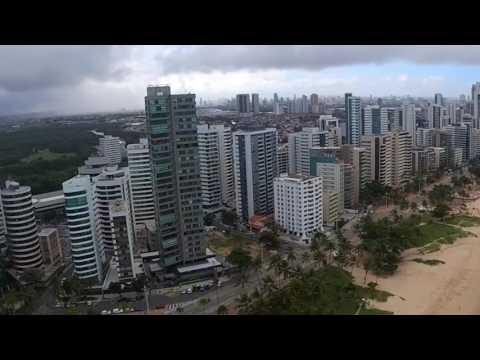 Boa viagem - Recife by drone
