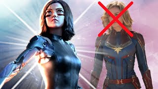 Forget Captain Marvel - Go See Alita!