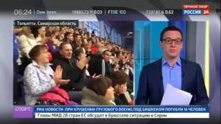 Россиянки разгромили норвежек * ГАНДБОЛ * Тольятти 2017