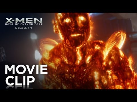 X-Men: Days of Future Past | Opening Battle Clip [HD] | 20th Century FOX