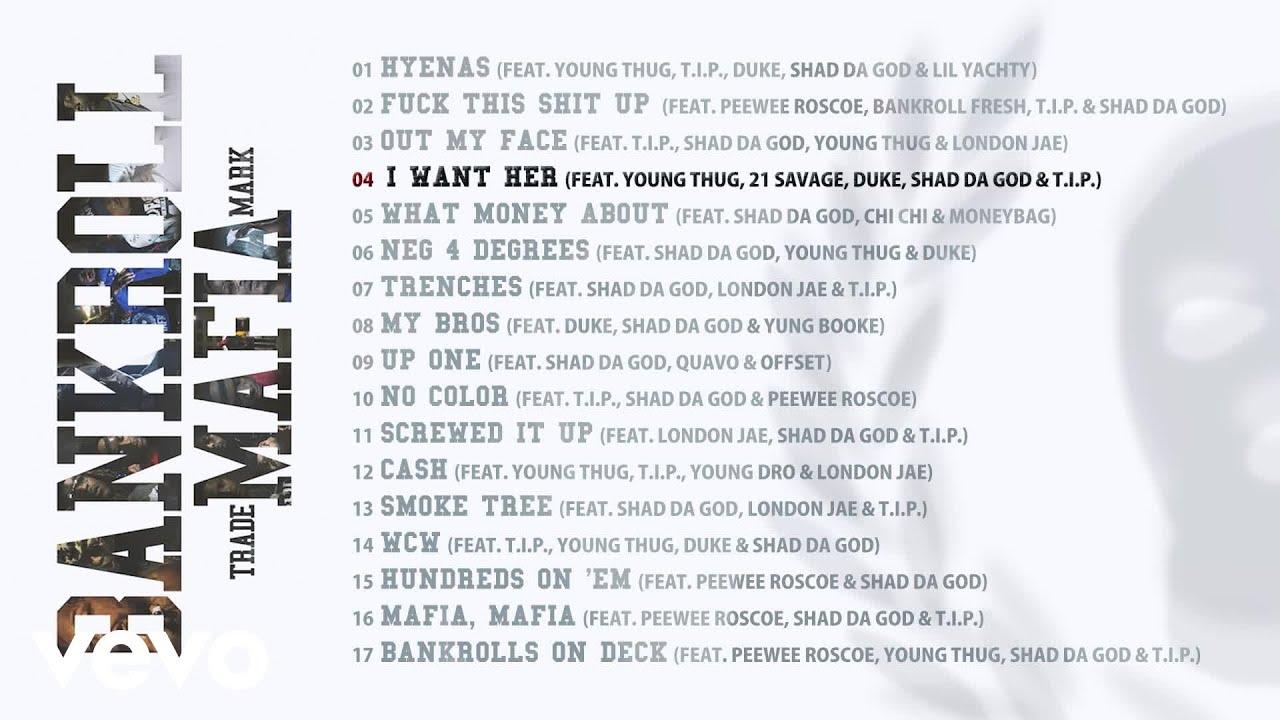 Download Bankroll Mafia - I Want Her (Audio)