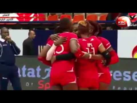 Kenya Pipeline looses at the Africa women's volleyball semi finals