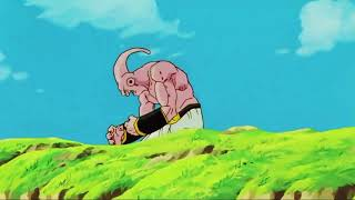 Super Buu Turns Into Kid Buu Dragon Ball Z Kai: The Final Chapters (English Dub)