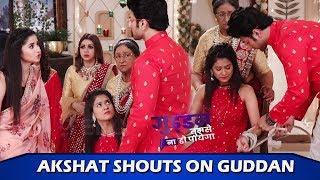 Guddan Tumse Na Ho Payega: Guddan Gets Strict With Alisha, Akshat Get Angry| Diwali Dhamaka