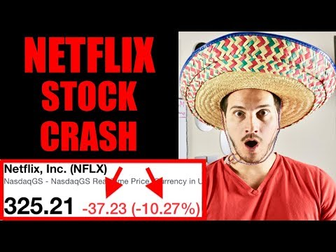 Why Netflix Stock Tanked Today
