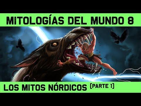 MITOS Y LEYENDAS 8: Mitología Nórdica 1/2 - Los Aesir, los mundos de Yggdrasil y el Ragnarok