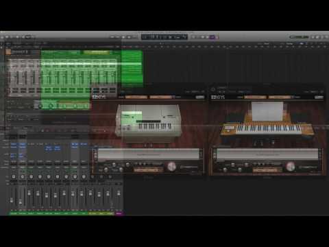 Hip-Hop EZkeys MIDI – Creating a beat