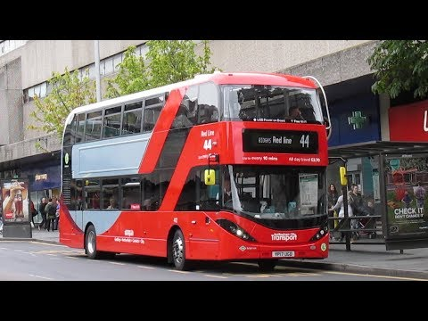 Nottingham Bio Gas Buses - The First Month
