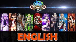 How to level up fast in Elsword (Void) & equipment tutorial [English]