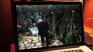 Hitman Absolution on Macbook Pro Retina (15 inch) Bootcamp