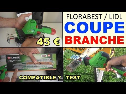 Florabest Electric Pole Pruner Fhe 550 B2 Doovi