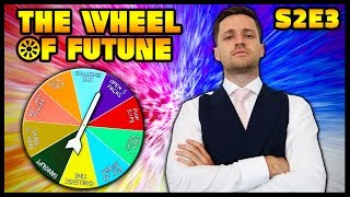 THE WHEEL OF FUTUNE! - S2E3 - Fifa 16 Ultimate Team