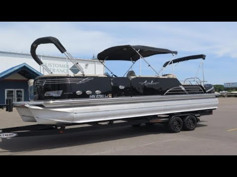 2015 Avalon AMBASSADOR 27XL Boat for Sale at MarineMax Rogers