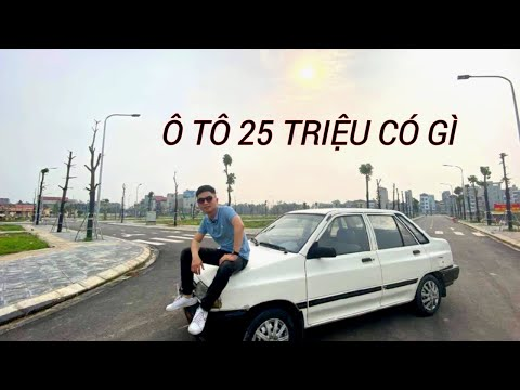 Review Xe Ô Tô 25 Triệu Có Gì .