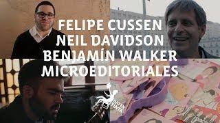 Felipe Cussen y Neil Davidson en Ojo en Tinta / T3 C12