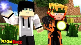 UNSTOPPABLE POWER!!! | Dragon Block Vex  | EP 4 (Minecraft Dragon Ball Roleplay)