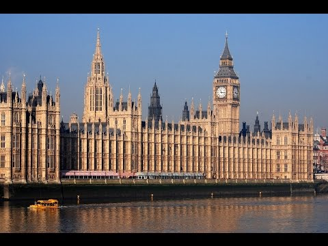 Places to see in ( London - UK ) Houses of Parliament -  Palace of Westminster